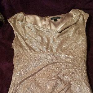 Stunning Gold metallic dress